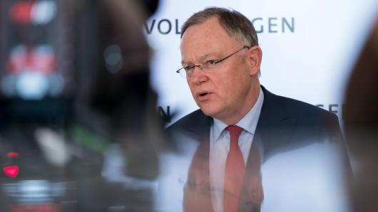 Stephan Weil: Ministerpräsident, SPD-Politiker und Mitglied des Volkswagen-Aufsichtsrats (Archivbild).