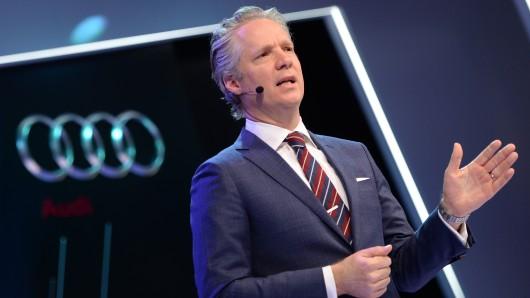 Scott Keogh, derzeit noch US-Chef der VW-Tochter Audi, übernimmt (Archivbild).