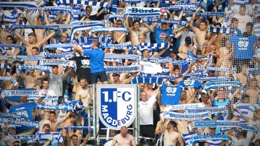 Der FCM hatte am Montag den Landespokal gewonnen (Archivbild).