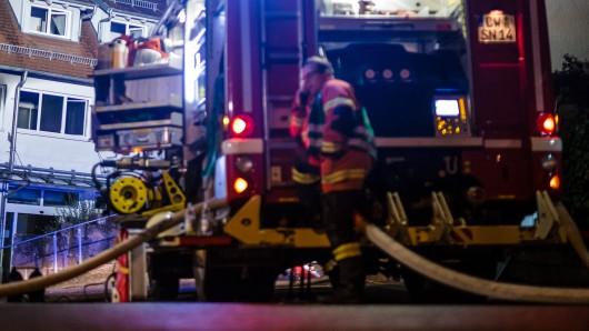 Die Freiwillige Feuerwehr Goslar war mit ca. 40 Einsatzkräften im Einsatz (Symbolbild).