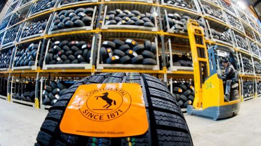 Continental hat einen großen australischen Reifenhändler übernommen (Symbolbild).