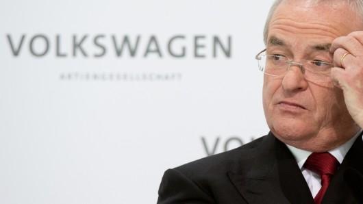 Der einstige VW-Chef Martin Winterkorn ist so angezählt wie bisher noch nie (Archivbild).