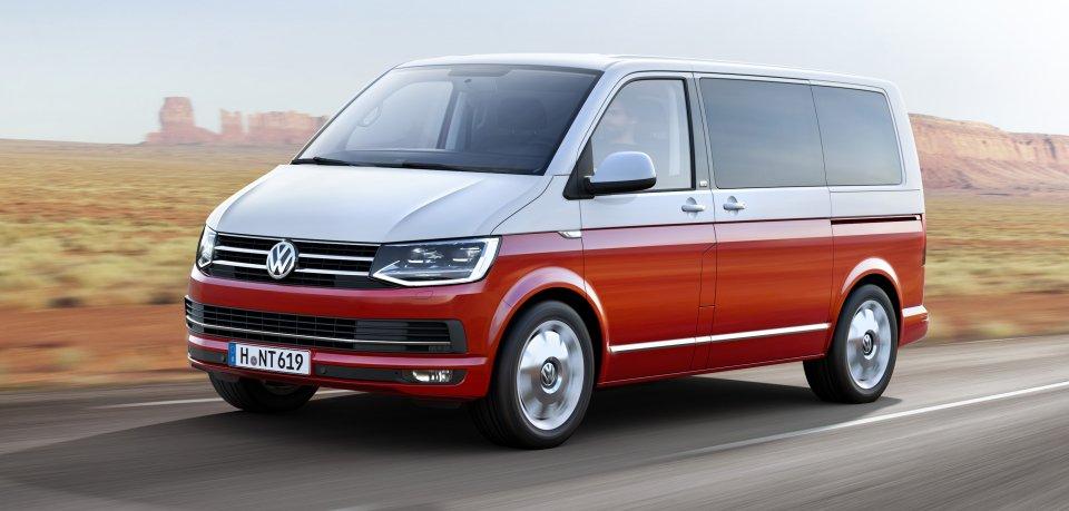 Zahlt VW pro T6.1 Multivan 8.360 Euro drauf? (Archivbild)