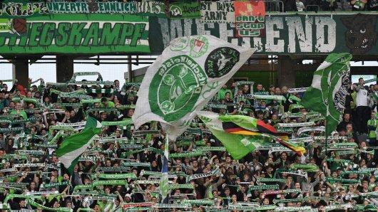 VfL-Fans wurden nach dem Spiel in Mainz attackiert (Symbolfoto).
