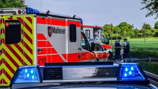 Bei Dalle im Landkreis Celle ist ein Mann bei einem Unfall ums Leben gekommen (Symbolbild).