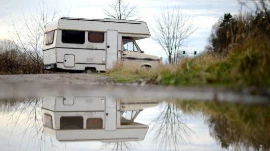 Für die Frauen ein sehr gefährlicher, ungeschützter Ort: In einem solchen Lovemobil kam es zur Tat (Symbolbild).