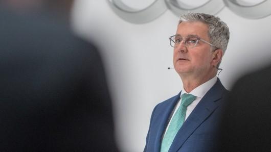Audi-Boss Rupert Stadler (Archivbild).