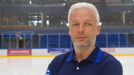 Ilari Näckel wird neuer Torwarttrainer der Grizzlys.