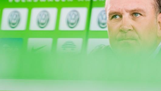 Jörg Schmadtke, Sport-Geschäftsführer beim VfL Wolfsburg.