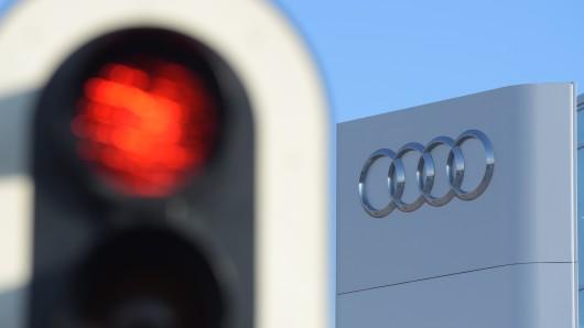 Mitarbeiter von Audi sollen Ergebnisse für die Zulassung von Wagen in Südkoreea gefälscht haben. (Symbolbild)