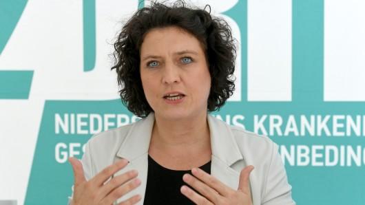 Niedersachsens Sozial- und Gesundheitsministerin Carola Reimann (SPD).