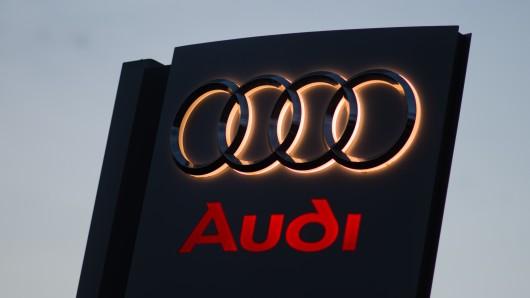 VW-Tochter Audi hat eine neue Chefin. (Symbolbild)