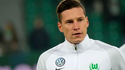Julian Draxler denkt an seine Zeit beim VfL Wolfsburg zurück (Archivbild).
