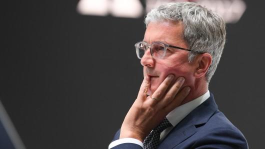 Audi-Chef Rupert Stadler sitzt in Untersuchungshaft (Archivbild).