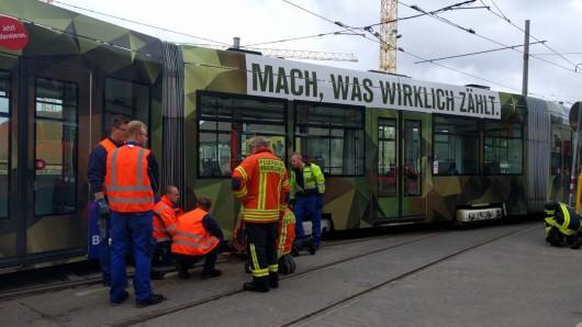 Die Bahn der Linie 4 soll wieder ins Gleis gesetzt werden.