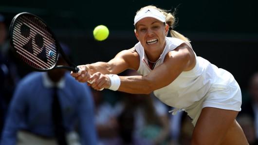 Angelique Kerber steht im Wimbledon-Finale.