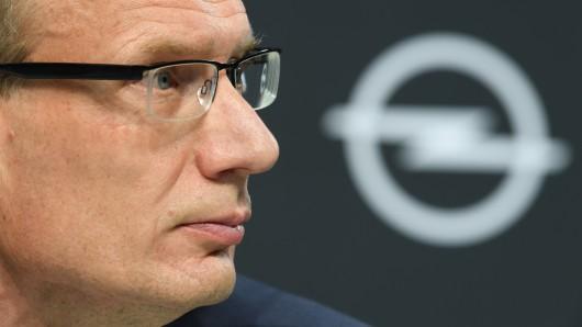 Opel-Boss Michael Lohscheller (Archivbild).