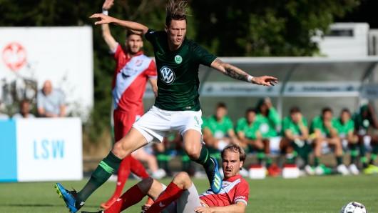 Wout Weghorst war mit 18 noch Amateurfußballer. (Archivbild)