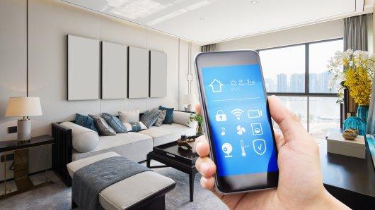 Steuer Dein Zuhause kinderleicht über Smartphone oder Tablet