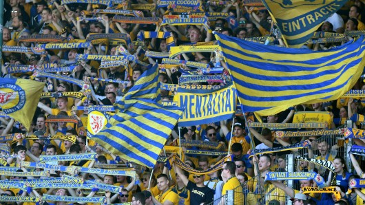 Die Vereinsführung bittet die Fans um Geduld (Archivbild).