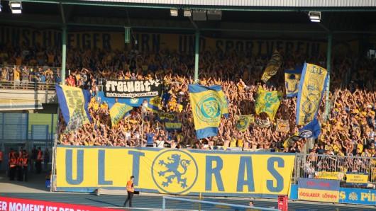 Auf geht's, Eintracht! (Archivbild)