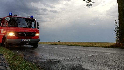 Der Abend verlief im Landkreis Wolfenbüttel aus Feuerwehr-Sicht ruhig.