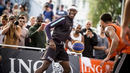 German Championship in Hamburg – und NBA-Star Dennis Schröder ist dabei (Archivbild).