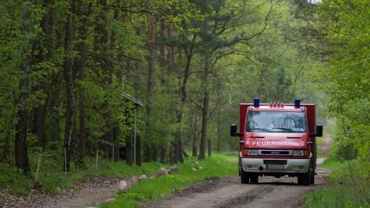 Auch die Feuerwehr Braunlage war im Einsatz (Archivbild).