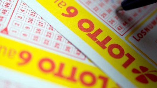 Es ist bereits der vierte Niedersachse im September mit einem Gewinn der zweiten Gewinnklasse bei Lotto 6aus49 (Symbolbild).