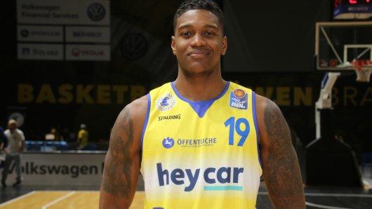 Travis Taylor verlässt die Basketball Löwen Braunschweig.