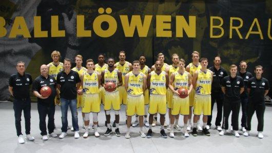 Das Team der Basketball Löwen Braunschweig weiß jetzt, wann sie ran müssen.