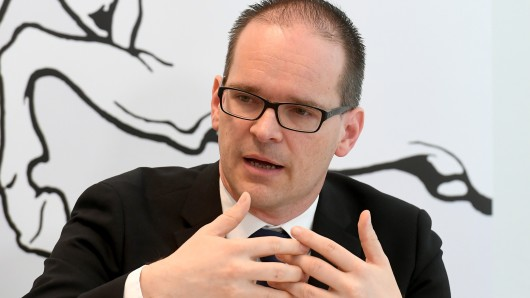 Niedersachsens Kultusminister Grant Hendrik Tonne (SPD).