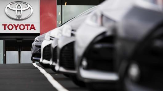 Toyota muss erneut Autos in die Werkstatt rufen (Symbolbild).
