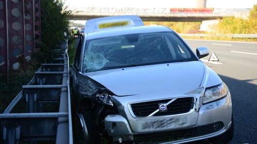 Am Samstag hatte es auf der A2 bei Hämelerwald einen Unfall gegeben. (Archivbild)