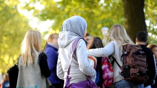 Immer mehr Schulkinder haben ausländische Wurzeln (Archivbild).
