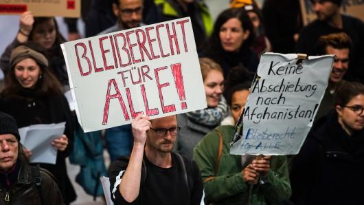 Ende Oktober soll es in Braunschweig eine Soli-Demo geben (Archivbild).