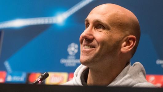 Braunschweigs neuer Trainer André Schubert hat bereits CHampions League-Erfahrung (Archivbild).