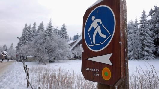 Für einige Langläufer im Harz gibt's schlechte Neuigkeiten.