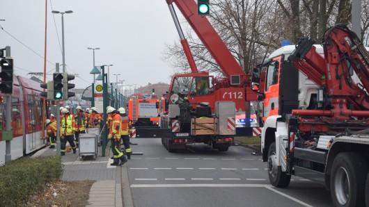 Bei dem Unfall am Freitag starb eine 67-jährige Touristin. (Archivbild)