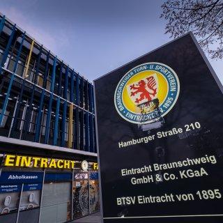 Düstere Zeiten sind das momentan für Eintracht Braunschweig.