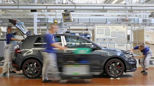 Volkswagen will seine Kernmarke schneller profitabler machen (Archivbild).