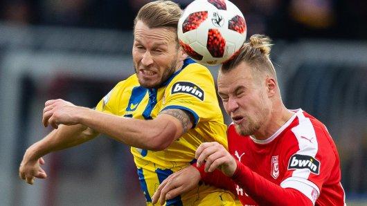 Wieder keine Punkte für Eintracht Braunschweig.