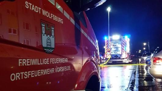 EInsatz für die Feuerwehr Vorsfelde (Archivbild).