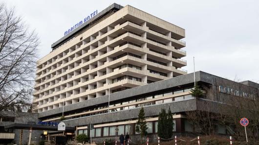 Außenansicht des Maritim Berghotel im Harz. In dem Hotel sind 30 Gäste an einem Magen-Darm-Virus erkrankt. Deshalb wurde am Donnerstag ein so genannter Massenanfall von Verletzten ausgelöst.