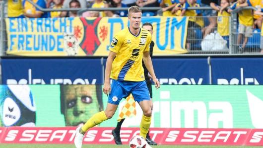 Frederik Tingager wird nicht mehr für die Löwen kicken.