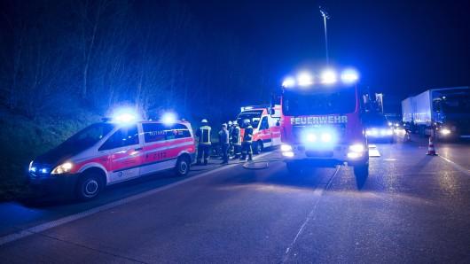 Auf der A2 bei Braunschweig hat bes einen tödlichen Unfall gegeben (Archivbild).