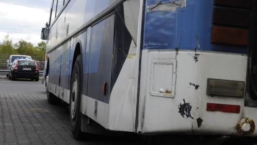 Nachdem vor etwa drei Wochen bereits ein Reisebus mit erheblichen Mängeln aus dem Verkehr gezogen wurde, erwischte es an diesem Wochenende einen Bus aus der Ukraine (Archivbild).