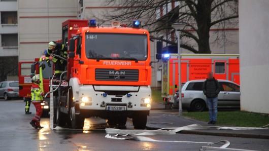 Die Feuerwehr ist am Vormittag in den Thomasweg gerufen worden.