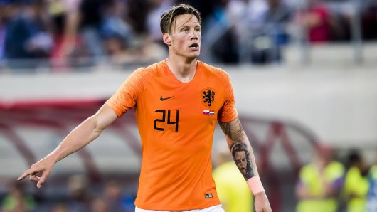 Wout Weghorst im Oranje-Dress (Archivbild).