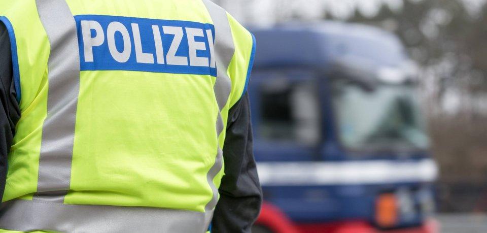 Die Männer aus Pakistan wollten illegal nach Dänemark einreisen (Symbolbild).